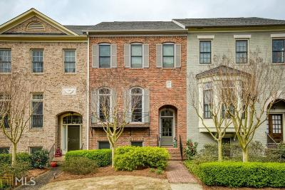 Roswell Condo/Townhouse New: 127 W Ridge Way