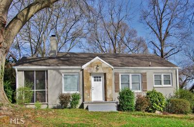 Kirkwood Single Family Home Under Contract: 44 Warren St