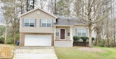 Newnan Single Family Home New: 15 Austin Ct
