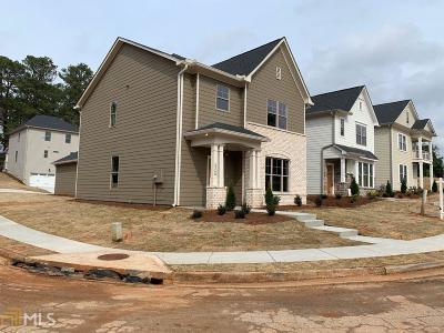 Stone Mountain Single Family Home New: 5312 Hearthstone St