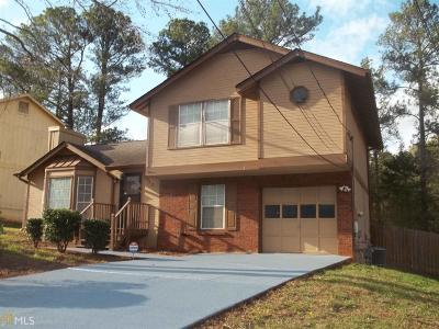 Lithonia Single Family Home Under Contract: 2052 Marbut Forest Dr