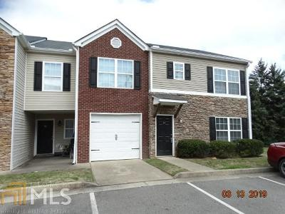 Cartersville Condo/Townhouse New: 38 Middlebrook Dr