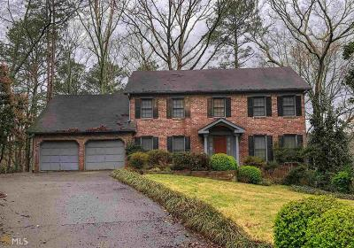 Marietta Single Family Home New: 233 Brookcliff Trce