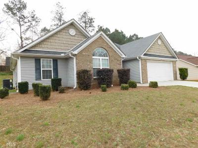 Social Circle Single Family Home Under Contract: 1249 Morrow Dr