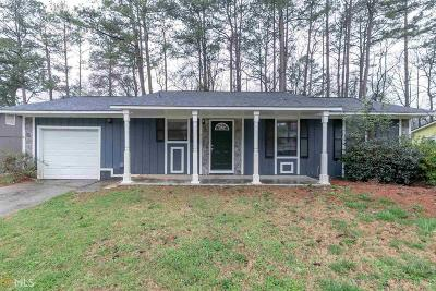 Lithonia Single Family Home New: 2137 Cherokee Valley Cir #1