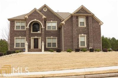 Conyers Single Family Home New: 1239 Avignon Dr