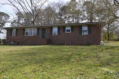 Newnan Single Family Home New: 129 Robin Hood Dr