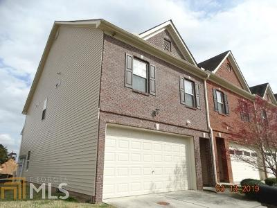 Austell Condo/Townhouse Under Contract: 7165 Fringe Flower Dr #7