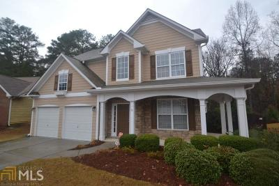 Loganville Single Family Home Under Contract: 3321 Cooper Woods Dr