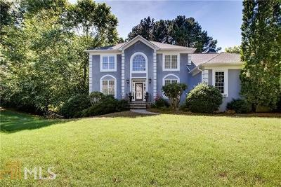 Marietta Single Family Home New: 1967 Fields Pond Dr