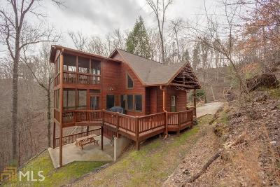 Ellijay Single Family Home New: 1020 Fugue Dr