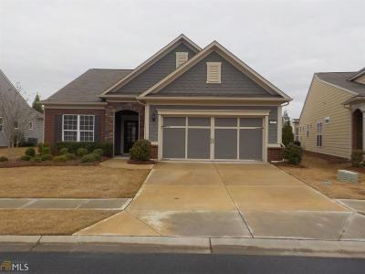 Griffin Single Family Home New: 127 Crape Myrtle