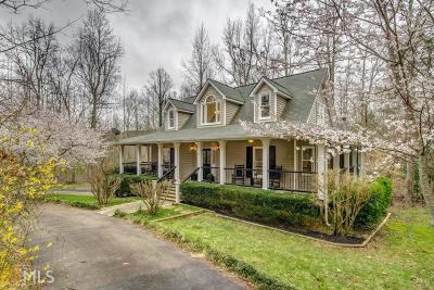 Cherokee County Single Family Home New: 536 Rock House Rd