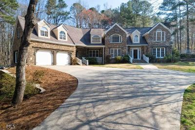 Acworth Single Family Home New: 355 Clark Creek Pass