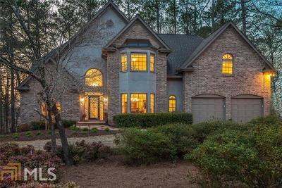 Cumming Single Family Home New: 6935 Oak Brook Way