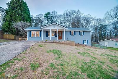 Powder Springs Single Family Home New: 3690 Lavilla Dr