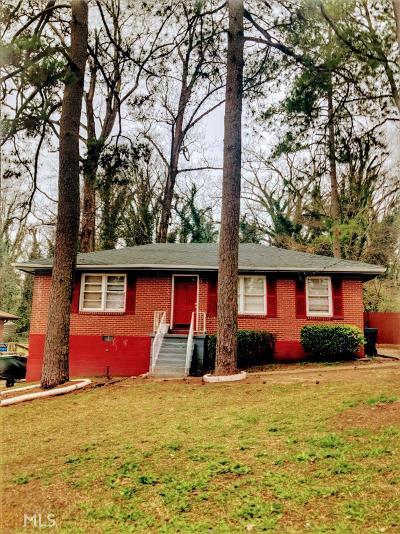 Fulton County Single Family Home Under Contract: 2193 Polar Rock Ave