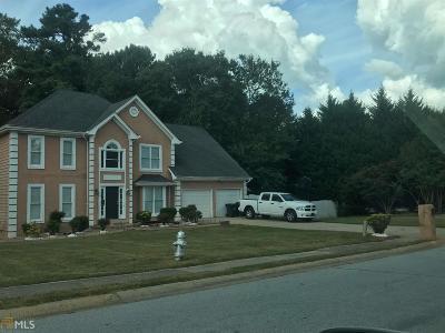 Loganville Single Family Home New: 180 The Esplanade Way