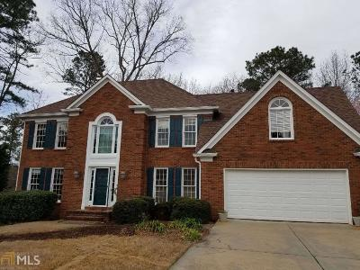 Alpharetta Single Family Home New: 5360 Ashwind Trce