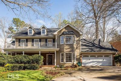 Dunwoody Single Family Home New: 1180 Branch Water Ct