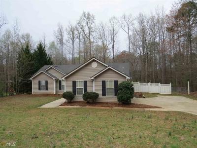 Senoia Single Family Home New: 295 Hayward Bishop Way