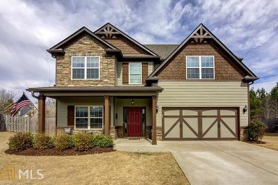 Newnan Single Family Home Under Contract: 92 Fox Ridge Dr