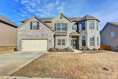 Dacula Single Family Home Under Contract: 2776 Cove View Ct #35