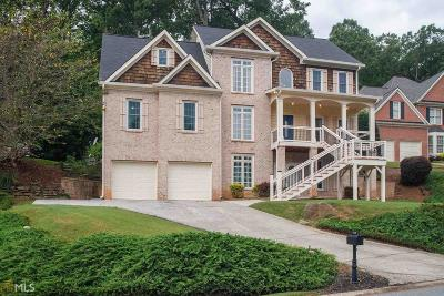 Suwanee Single Family Home New: 5120 Dorset Ln