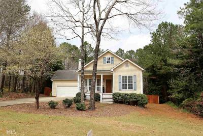 Senoia Single Family Home Under Contract: 336 Northridge Dr