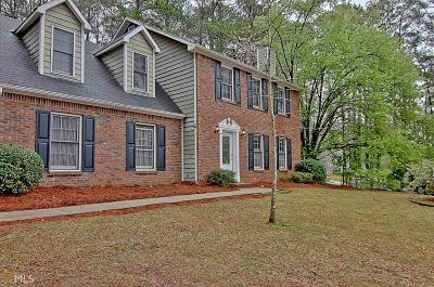 Peachtree City Single Family Home New: 204 Chardonay Cts