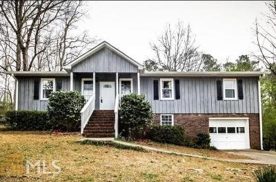 Woodstock Single Family Home New: 153 Chickasaw Run