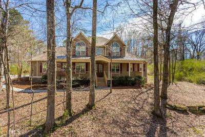 Monroe, Social Circle, Loganville Single Family Home Under Contract: 3812 Brookfield Ct