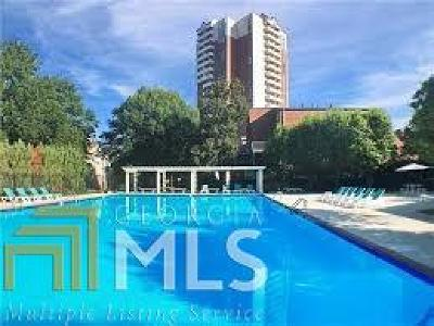 City Heights Condo/Townhouse Under Contract: 377 Ralph McGill Blvd