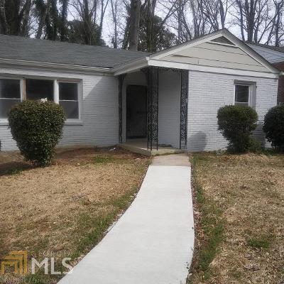 Atlanta Single Family Home New: 2025 SW Venetian
