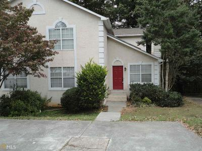 Kennesaw GA Condo/Townhouse New: $159,900
