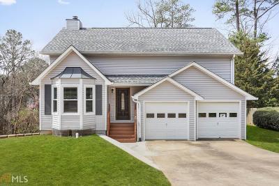 Canton Single Family Home New: 3775 Cherokee Overlook Dr