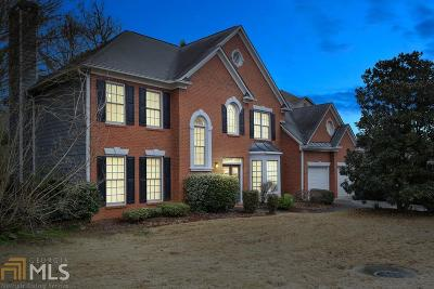 Acworth Single Family Home New: 5354 Camden Lake Dr