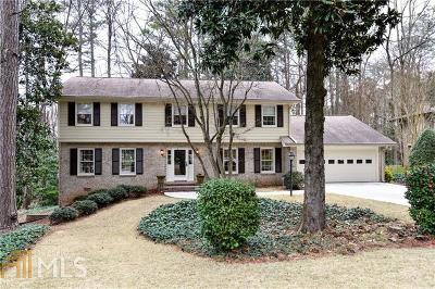 Dunwoody Single Family Home New: 5387 Northchester Ct