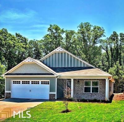 Habersham County Single Family Home New: 203 Sugar Maple Dr