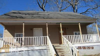 Newnan Single Family Home New: 8 Glenn St