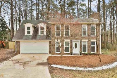 Peachtree City Single Family Home Under Contract: 104 Pine Pt