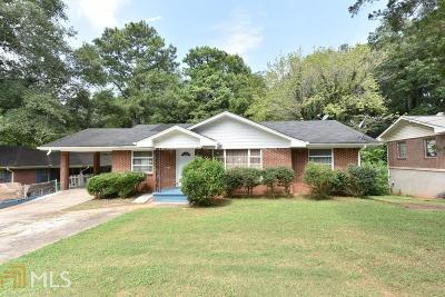 Decatur Single Family Home New: 1231 Richard Rd