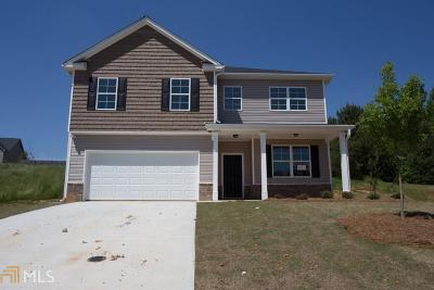 Locust Grove GA Single Family Home New: $233,900