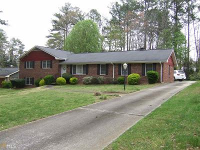 College Park Single Family Home Under Contract: 4694 Winthrop Dr