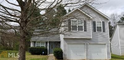 Rex Single Family Home Under Contract: 6066 Crooked Creek Dr
