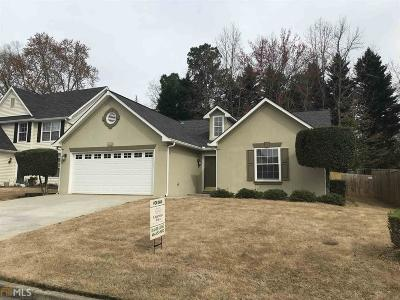 Alpharetta Single Family Home New: 4750 Weathervane Dr