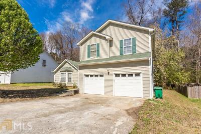 Lithonia Single Family Home New: 5470 Perching Pl