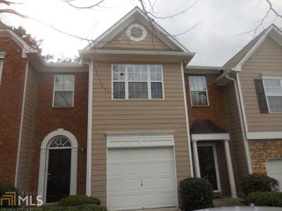Lawrenceville Condo/Townhouse New: 21 Oak Green Dr