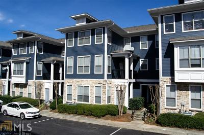 Kennesaw Condo/Townhouse New: 1575 Ridenour Pkwy #1110