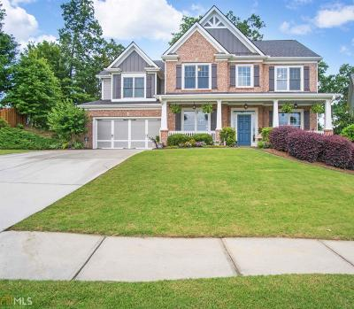 Flowery Branch Single Family Home New: 7407 Switchback